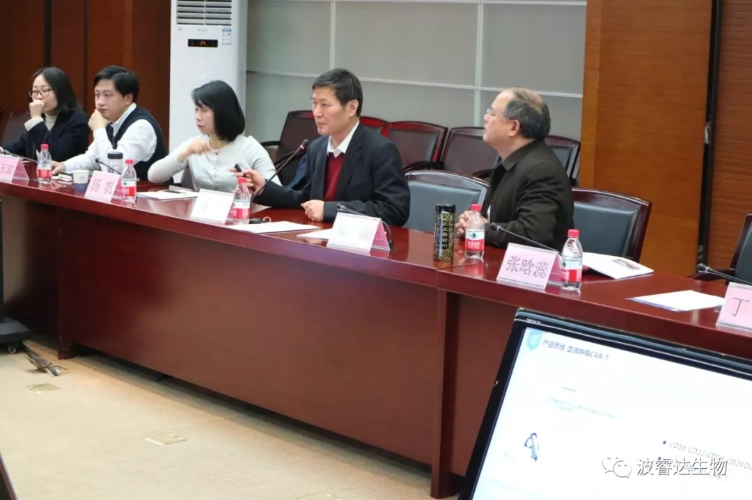 Tian Baoguo, deputy director of the Ministry of Science and Technology of the Ministry of Science and Technology, inspected the enterprise